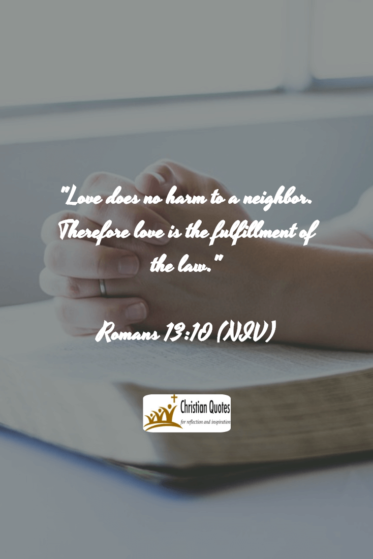 Bible Verses about Love (3)
