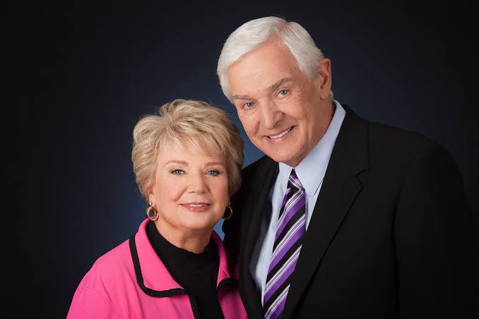 Dr. David Jeremiah, Born February 13, 1941