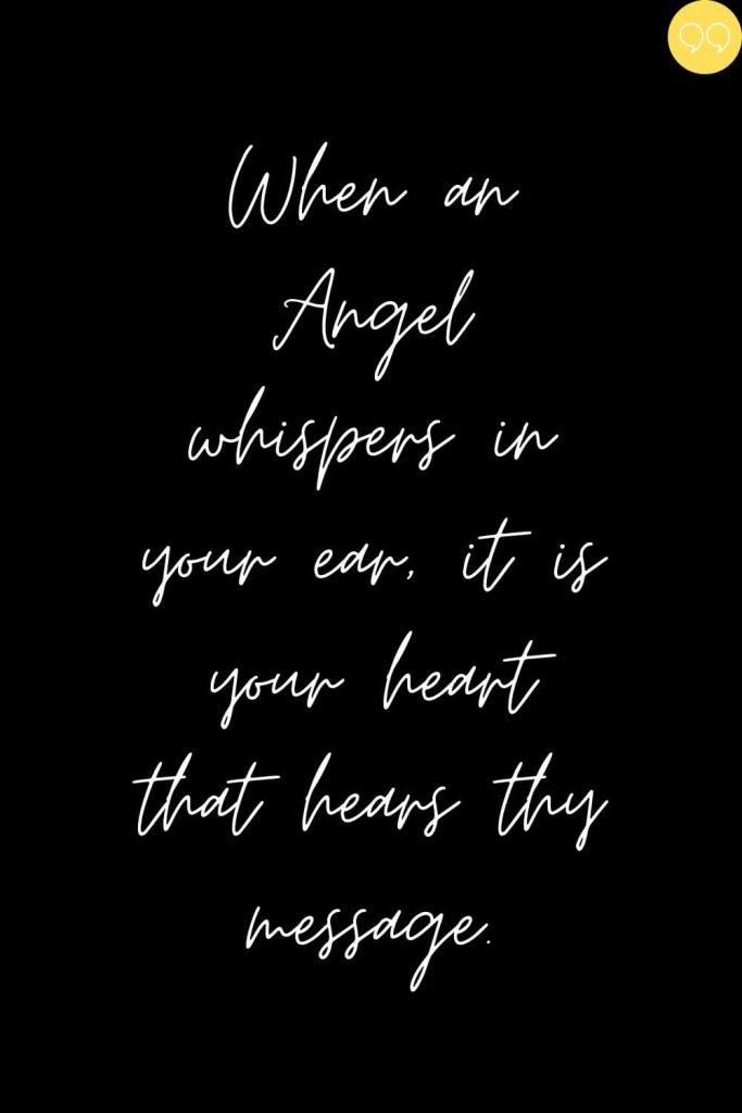 Quotes about Angels (12)