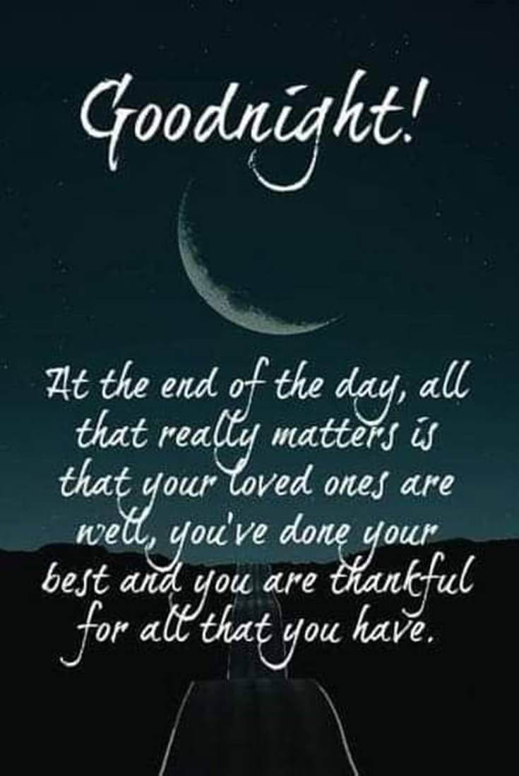 Goodnight Quotes Inspirational (2)
