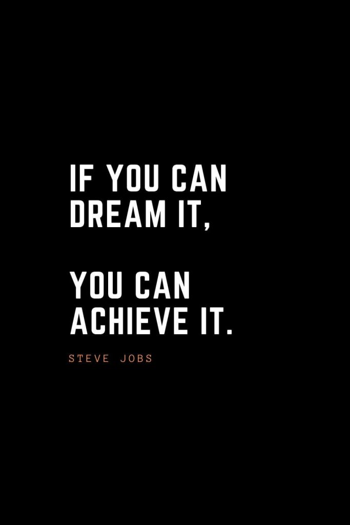 Top 100 Inspirational Quotes (102): If you can dream it, you can achieve it. – Zig Ziglar
