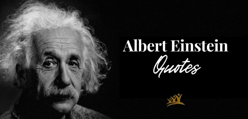 Discover Albert Einstein famous and rare quotes. Share inspirational quotes by Albert Einstein and quotations about science and life.