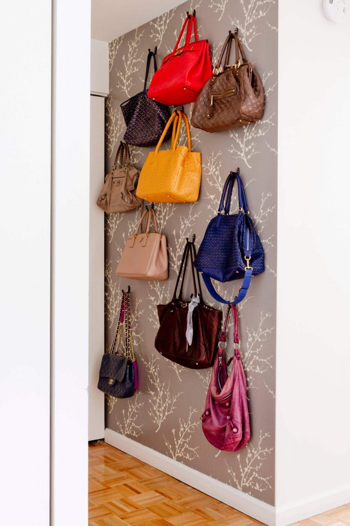 Bags Organizing Ideas