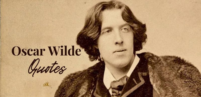 Best Oscar Wilde Quotes on Everything