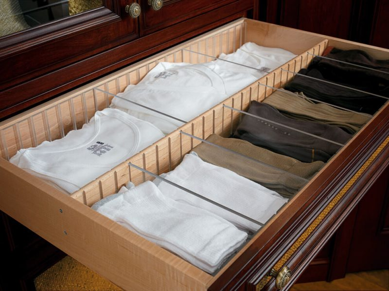 Drawer dividers
