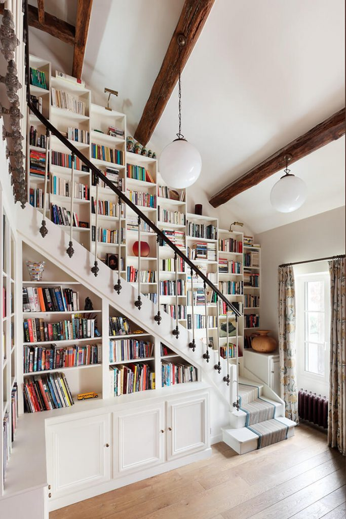 Eclectic Staircase, London