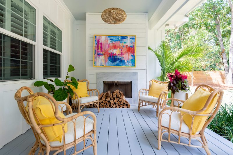 Ideas for Decorating Summer Porch