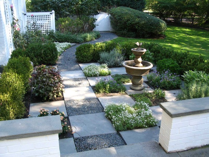 Ideas to Perk Up Side Yard (13)
