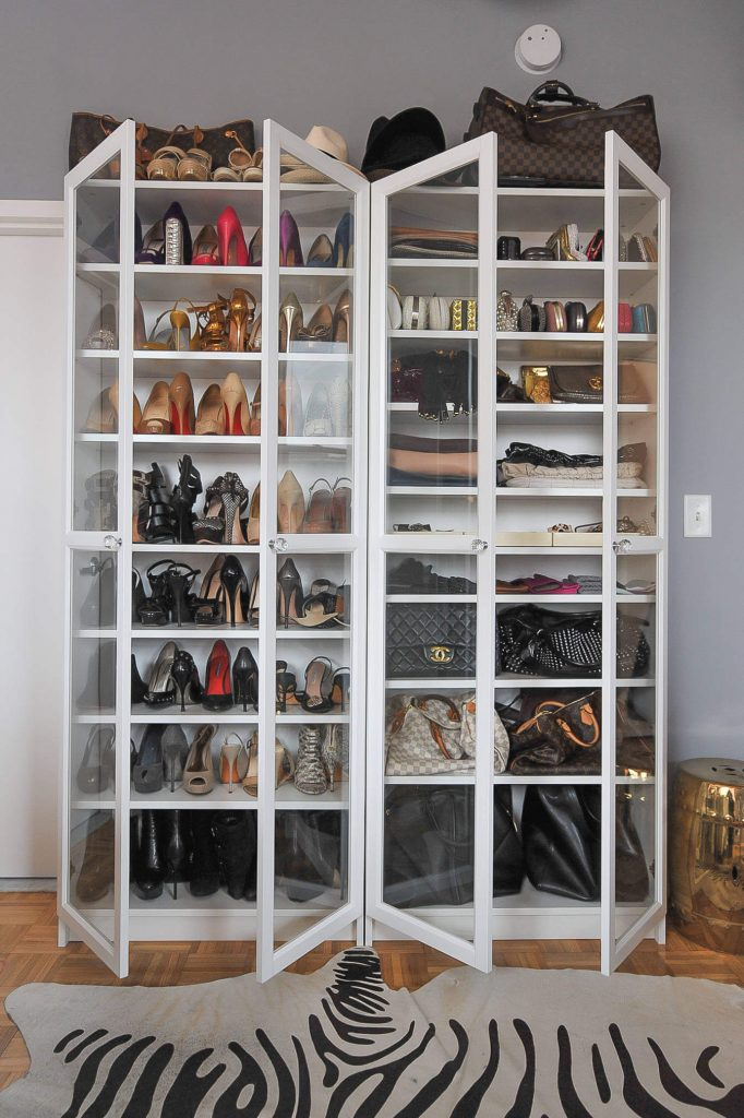 No Space Too Small for Shoes