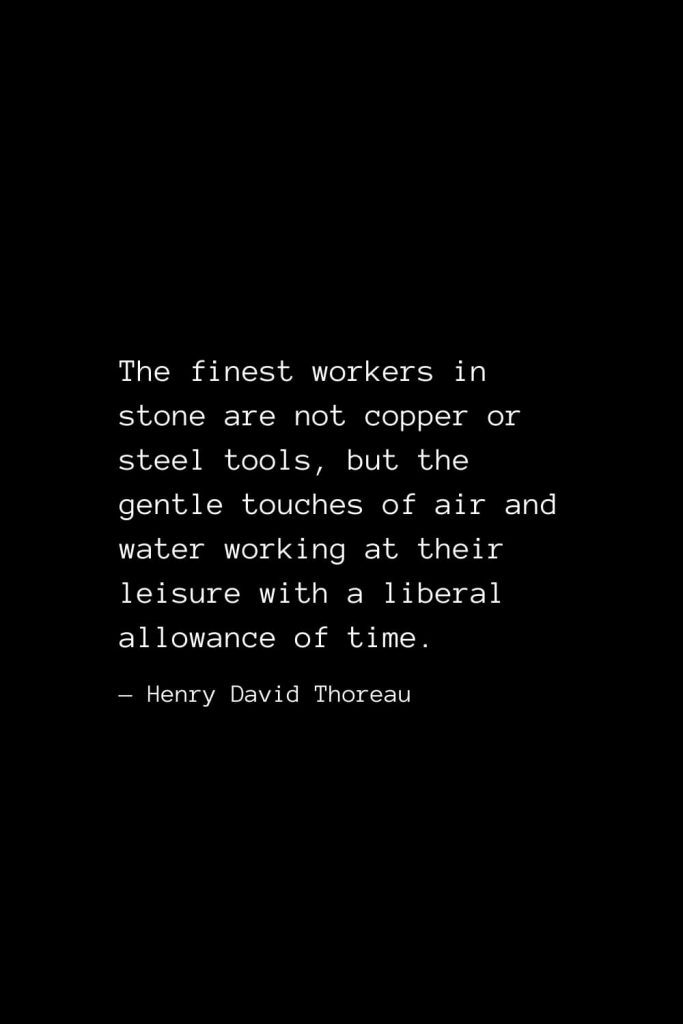 The cost of a thing is the amount of what I will call life which is required to be exchanged for it, immediately or in the long run. — Henry David Thoreau