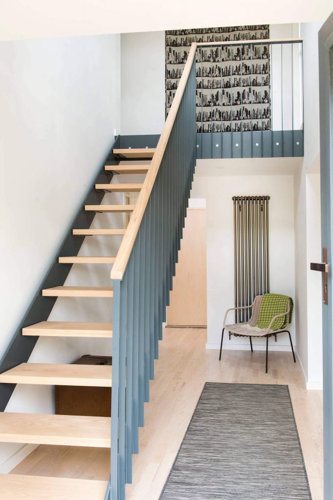 Scandinavian Staircase, Gloucestershire
