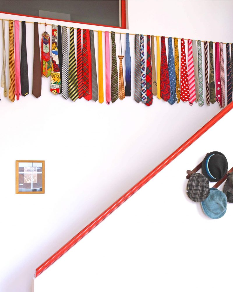 Ties Organizing Ideas