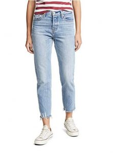 The Best High Waisted Jeans For Big Thighs