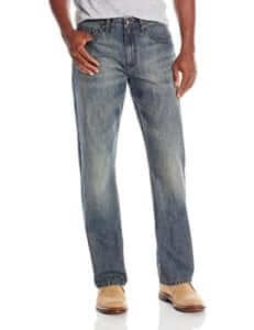 Wrangler Authentics Men's Relaxed Fit Boot
