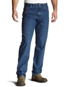 Wrangler Riggs Workwear Men's Relaxed Fit Five Pocket
