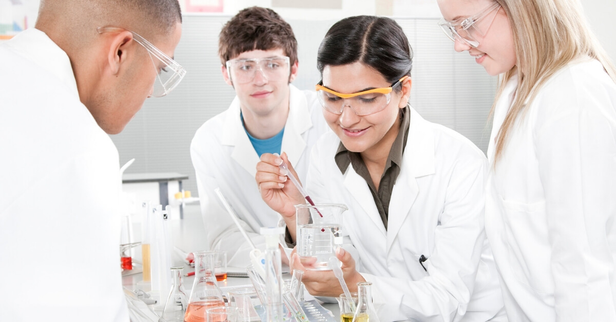 Best Colleges for Chemistry in World